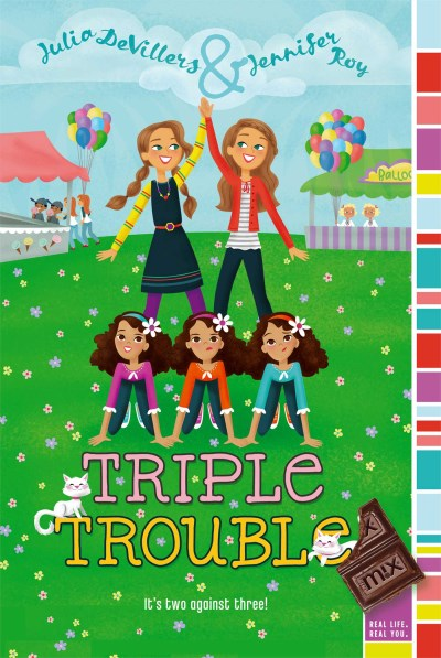 Julia Devillers Triple Trouble