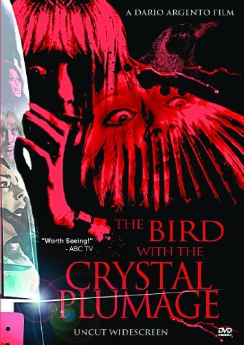 Bird With The Crystal Plumage Musante Kendall DVD R
