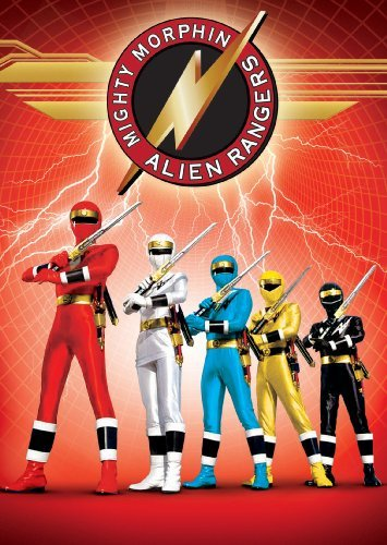 Mighty Morphin Alien Rangers Mighty Morphin Alien Rangers Nr