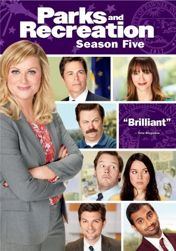 Parks & Recreation Season 5 DVD