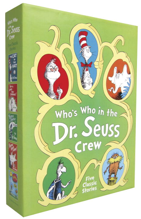 Dr Seuss Who's Who In The Dr. Seuss Crew