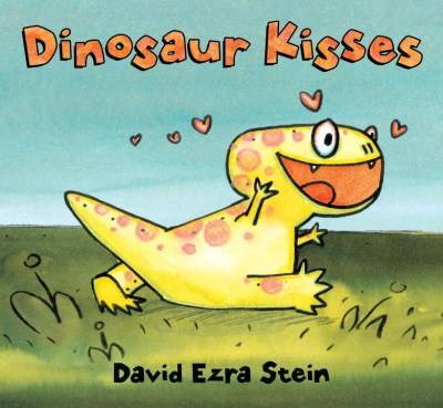 David Ezra Stein Dinosaur Kisses