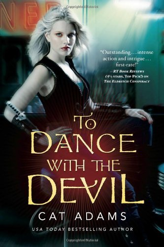Cat Adams To Dance With The Devil