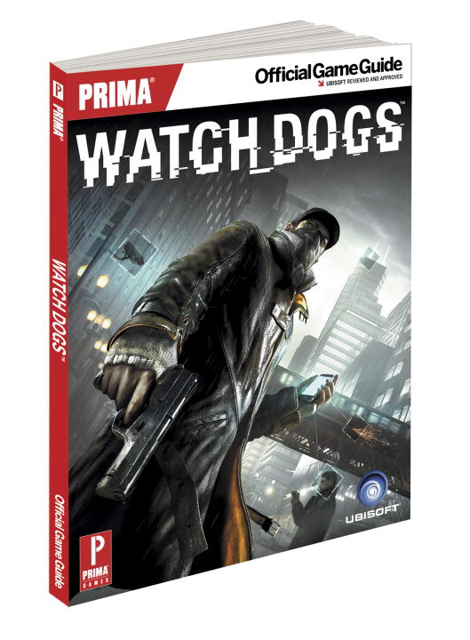 David S. J. Hodgson Watch Dogs