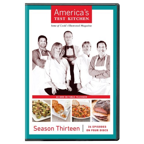 America's Test Kitchen America's Test Kitchen Season Nr 4 DVD