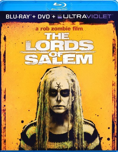 Lords Of Salem A Rob Zombie Film Blu Ray DVD Uv R Ws