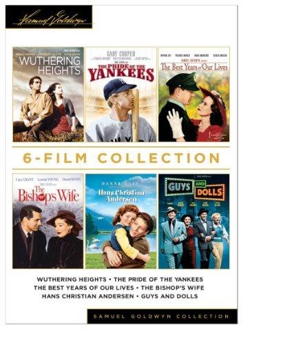Samuel Goldwyn Collection Samuel Goldwyn Collection Nr 6 DVD