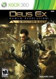 Xbox 360 Deus Ex Human Revolution Director's Cut Square Enix