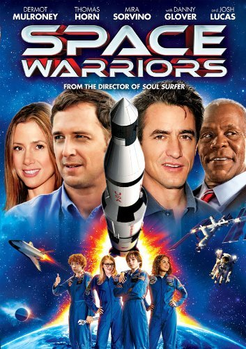 Space Warriors Mulroney Horn Sorvion Ws Pg