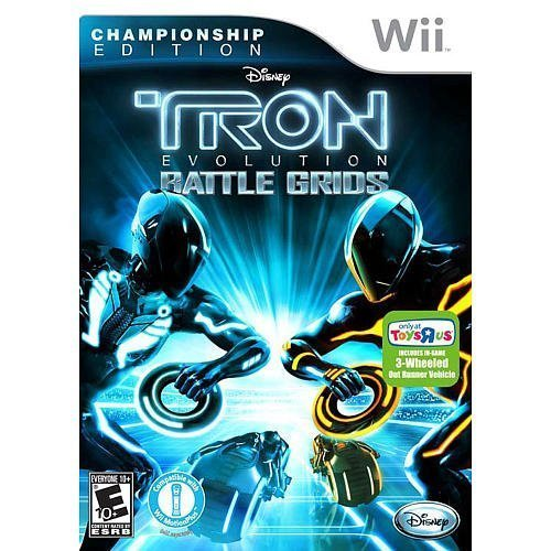 Wii Tron Evolution Battle Grids For Nintendo Wii
