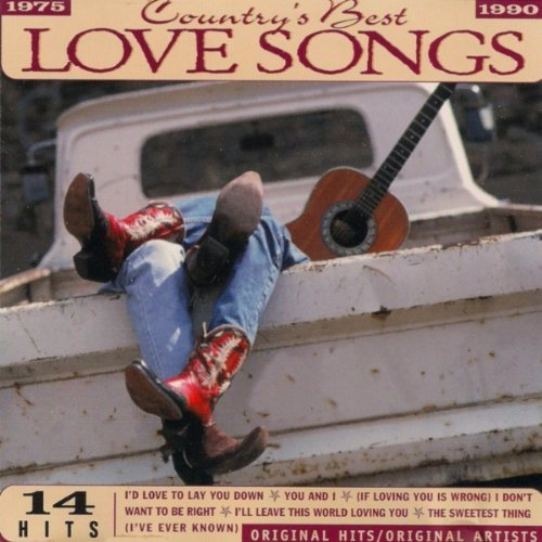 Various Artists Country's Best Love Songs