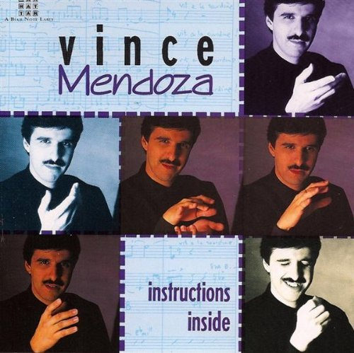 Vince Mendoza Instructions Inside