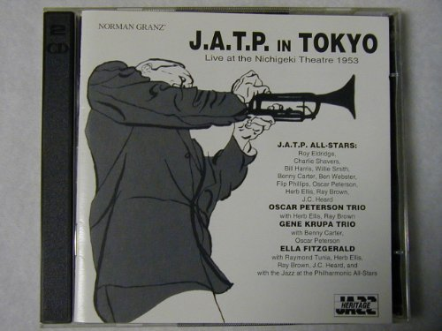 Various Artists J.A.T.P. In Tokyo Live At The Nichigeki Theatre 1