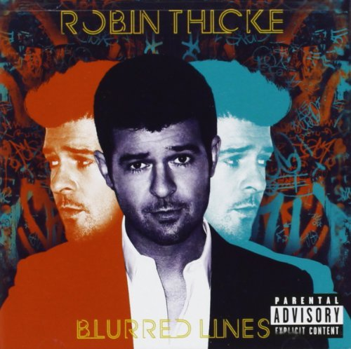 Robin Thicke Blurred Lines Explicit Version