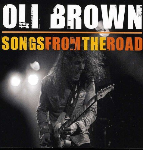 Oli Brown Songs From The Road Incl. DVD