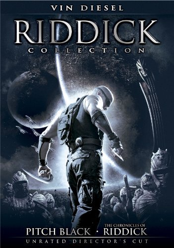 Riddick Collection Riddick Collection Ws R 2 DVD