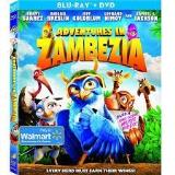 Adventures In Zambezia Adventures In Zambezia Blu Ray DVD G