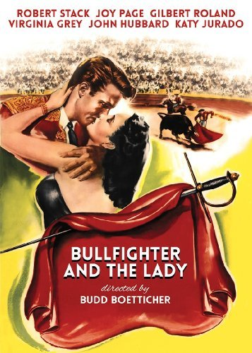 Bullfighter & The Lady (1951) Stack Page Roland Nr