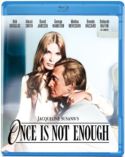 Once Is Not Enough (1975) Douglas Smith Janssen Hamilton Blu Ray Ws R