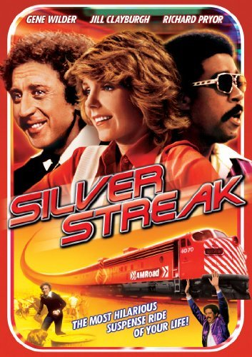 Silver Streak Wilder Pryor DVD Pg