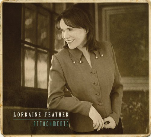 Lorraine Feather Attachments Digipak