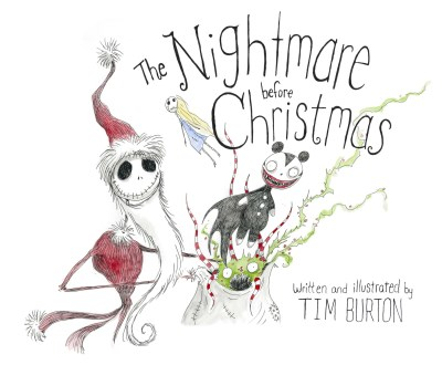 Tim Burton The Nightmare Before Christmas 0020 Edition;anniversary