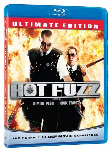 Hot Fuzz Bd Blu Ray