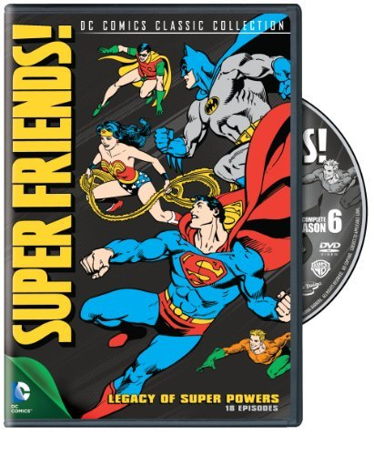 Super Friends Super Friends Season 6 Legacy Nr