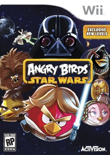 Wii Angry Birds Star Wars Activision Inc. E