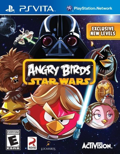 Playstation Vita Angry Birds Star Wars Activision Inc.