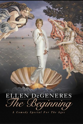 Ellen Degeneres The Beginning Ellen Degeneres The Beginning DVD Mod This Item Is Made On Demand Could Take 2 3 Weeks For Delivery