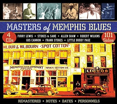 Masters Of Memphis Blues Masters Of Memphis Blues