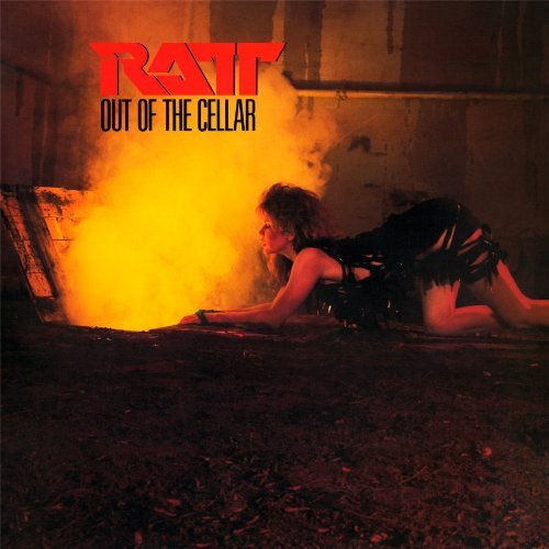 Ratt Out Of The Cellar 180gm Vinyl