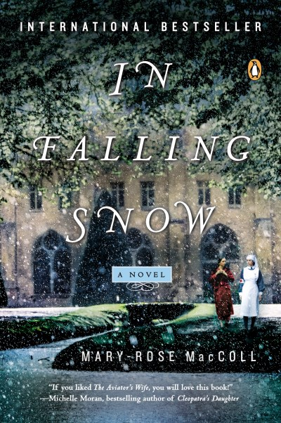 Mary Rose Maccoll In Falling Snow