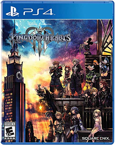 Ps4 Kingdom Hearts 3