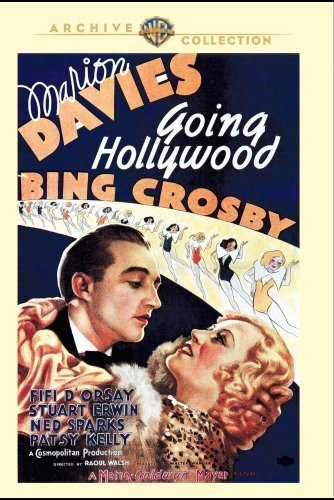 Going Hollywood Davies Crosby Erwin Sparks Kel DVD R Bw Nr
