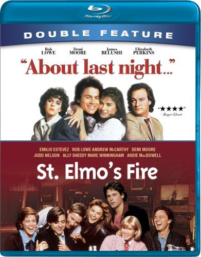 About Last Night St. Elmo's Fi About Last Night St. Elmo's Fi Blu Ray Ws R 2 Br