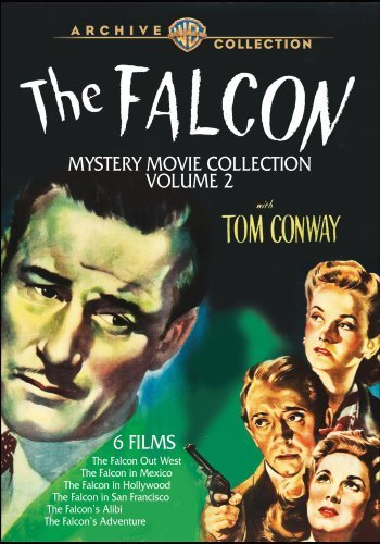 Vol. 2 Falcon Mystery Movie Collectio DVD R Nr