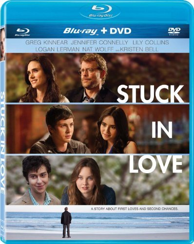 Stuck In Love Kinnear Connelly Bell Blu Ray Ws R Incl. DVD