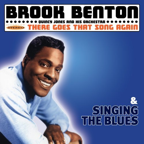 Brook Benton There Goes That Song Again Sin