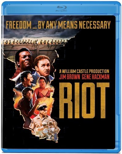 Riot (1969) Brown Hackman Blu Ray Ws Nr