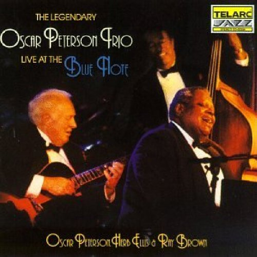 Oscar Trio Peterson Live At The Blue Note