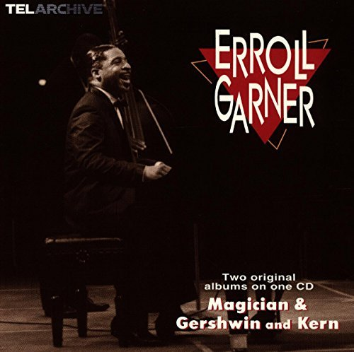 Erroll Garner Magician & Gershwin & Kern CD R 2 On 1