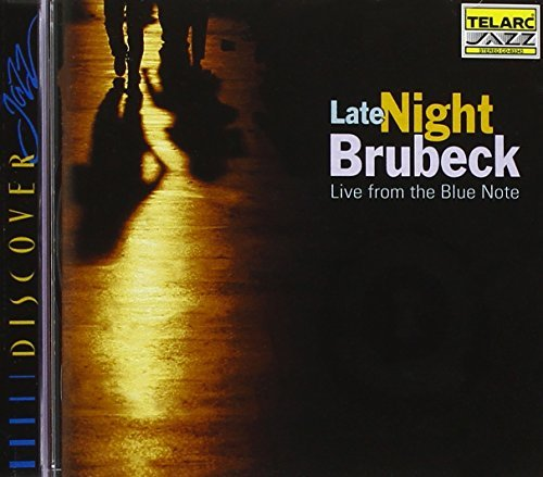 Dave Brubeck Late Night Brubeck Live From B