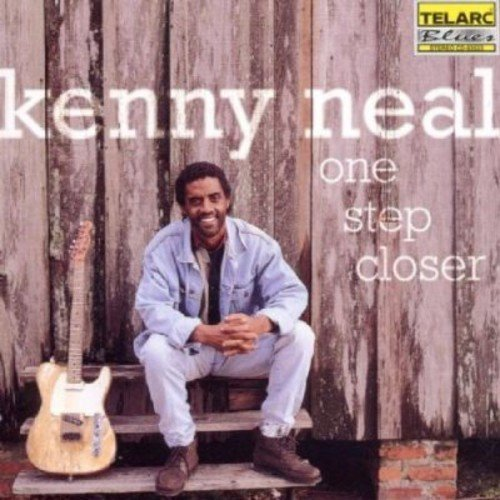 Kenny Neal One Step Closer CD R