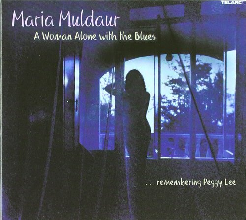 Maria Muldaur Woman Alone With The Blues Rem