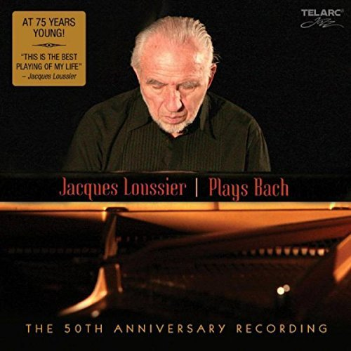 Jacques Loussier Plays Bach 50th Anniversary R