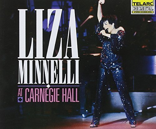 Liza Minnelli At Carnegie Hall 2 CD