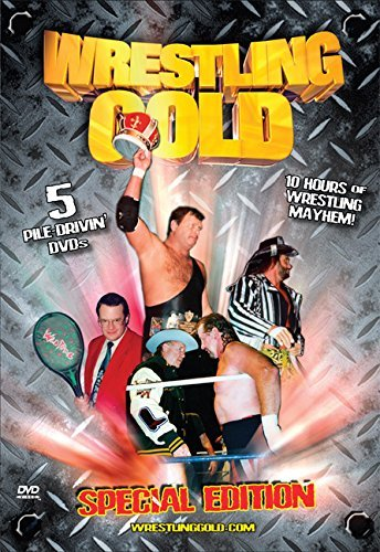Wrestling Gold Collection Wrestling Gold Collection Nr 5 DVD