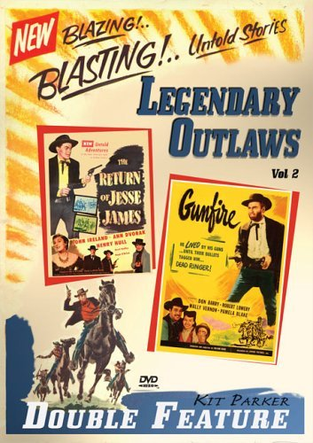 Legendary Outlaws Vol. 2 Clr Nr